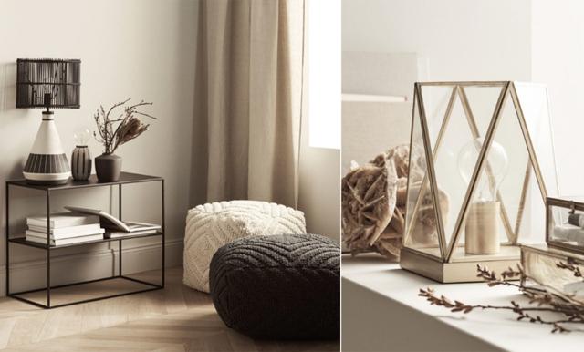 H&M Home släpper kollektion med lampor och möbler – då lanseras den!