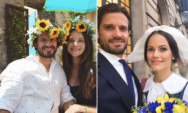 Prins Carl Philip och prinsessan Sofia startar musikfestival i sommar