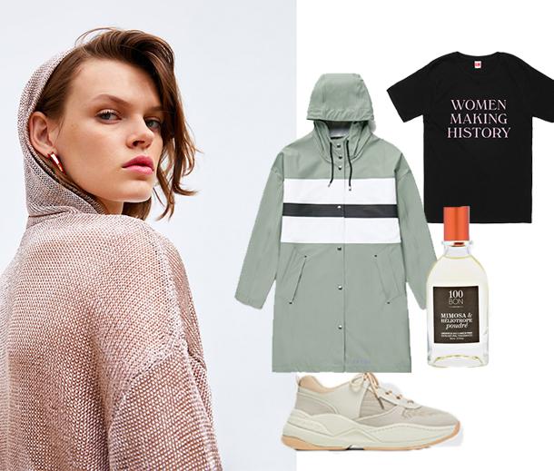 Avslappnad minimalism – perfekta packningen för en weekend
