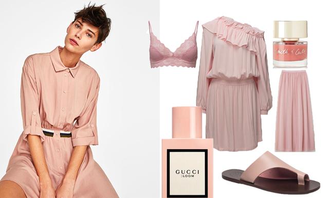Romantisk i Rosa – klä dig i sommarens finaste nyans