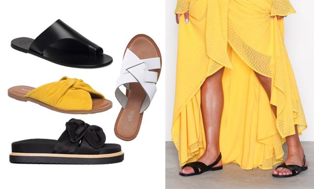Sommarmåsten i skogarderoben – vi listar 24 ursnygga sandaler!