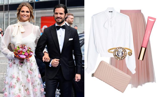 Fånga den romantiska stilen – inspireras av prinsessan Madeleine!