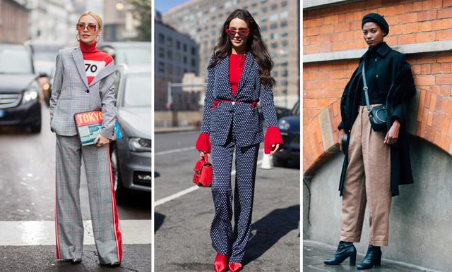 Färgstarkt och trendsättande – årets snyggaste street style-looks från modeveckorna
