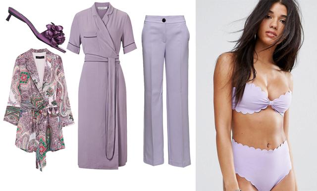 Haffa prisvärda trendköp i sommarens hetaste färg - lavendel