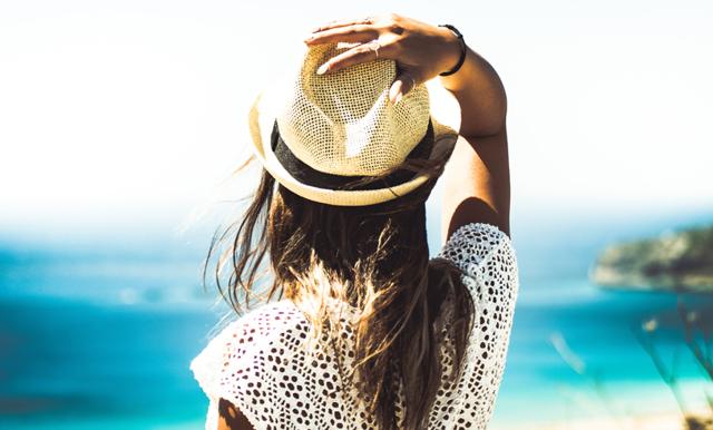Bucketlist med enkla och inspirerande punkter att checka av för en vecka i sommar