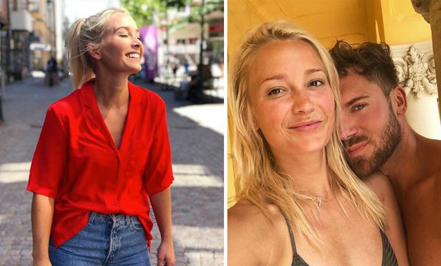 Ellen Bergström avslöjar kärlekeshistorian – så träffade hon bachelorn Niclas Nij