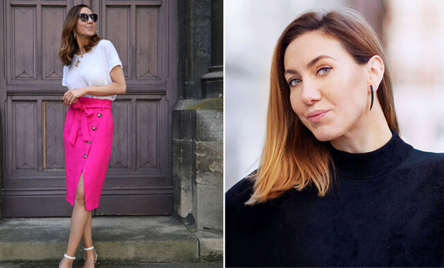 Fixa höstens trendigaste stil – modeexperten Emma Danielsson ger dig 5 enkla stylingknep