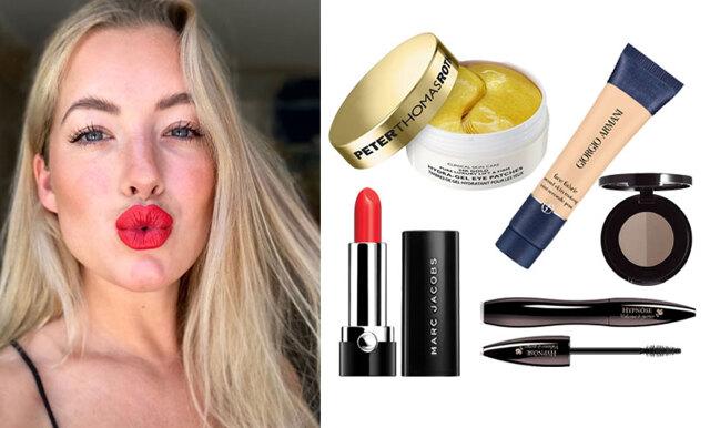 Så sminkar du dig som Metro Modes bloggare Evelina Andersson– inspireras av 3 looks
