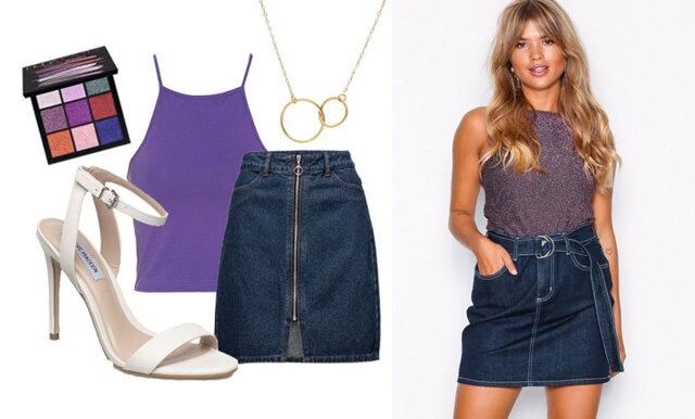 Fashionista på utekvällen – inspireras av 3 trendsäkra festoutfits
