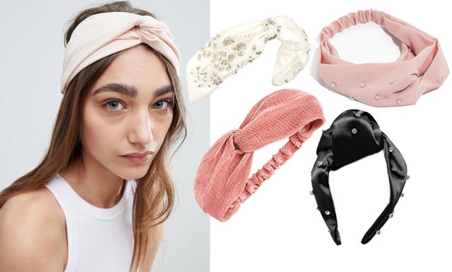 Sommarens trendigaste accessoar är det tjocka hårbandet - 10 modeller att haffa