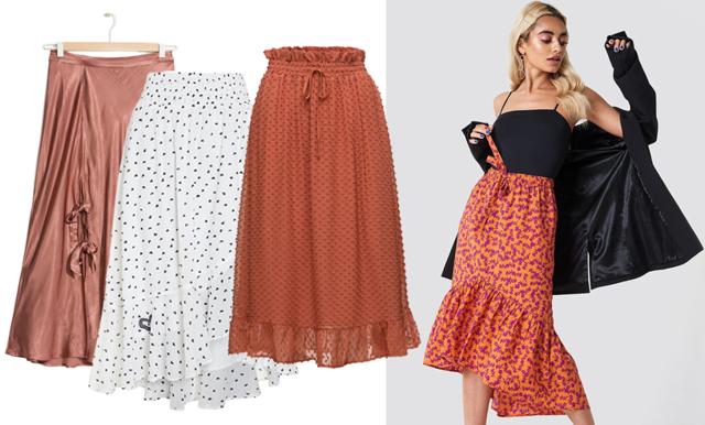 Fixa stilen med midikjolen – 23 favoriter för sommaren och hösten