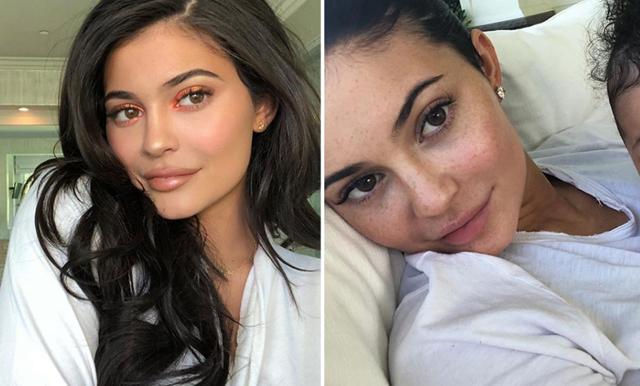Kylie Jenners dotter har piercat öronen – här är fansen starka reaktioner!