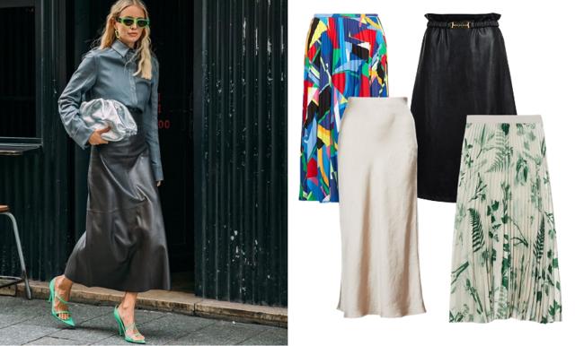 Fixa stilen med midikjolen – 20 favoriter för våren och sommaren!