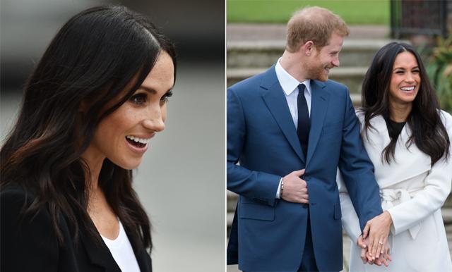Meghan Markle och prins Harry får hus av drottningen –  här flyttar de in