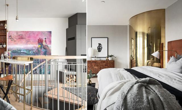Lägenheten som andas lyx – här är en av Stockholms dyraste våningar just nu!