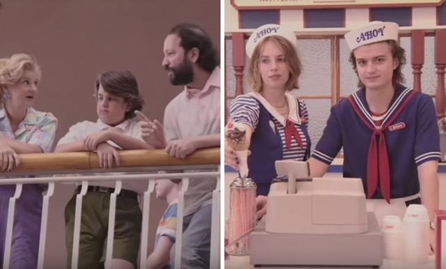 Se teaser-trailern av succéserien Stranger Things – då drar säsong 3 igång