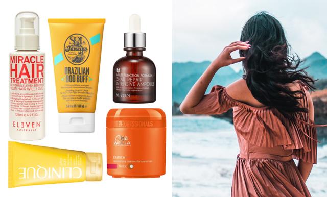 16 produkter som gör under för håret och hyn efter sommaren