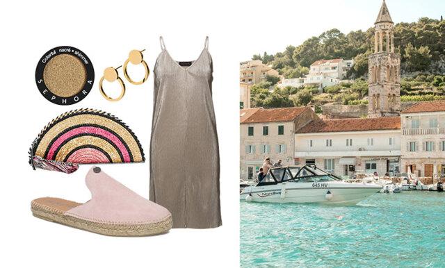Semesterstilen Kroatien: Inspireras av 4 supersnygga outfits!