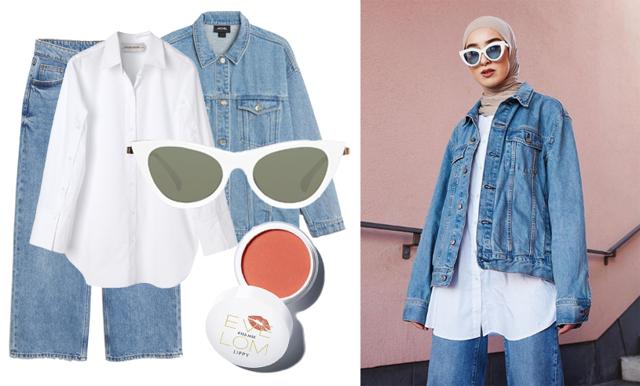 Sno stilen av modetokiga Imane Asry – 3 trendsäkra outfits!