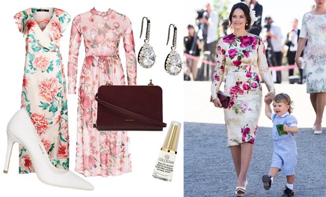 Stilrent och klassiskt – sno stilen av prinsessan Sofia!
