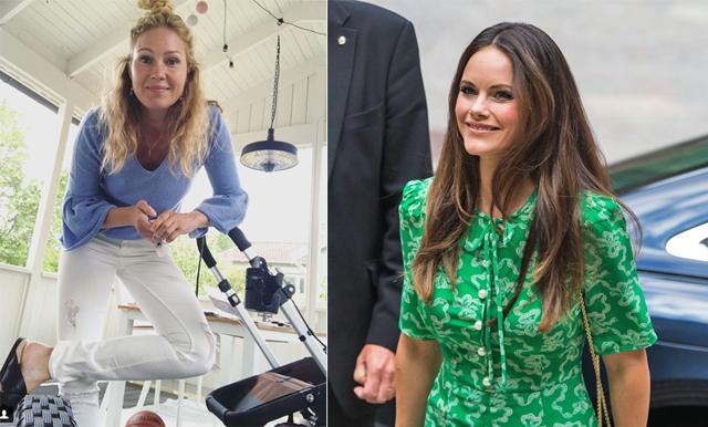 Jessica Almenäs rasar mot vikthånet mot prinsessan Sofia (och vi backar henne)!