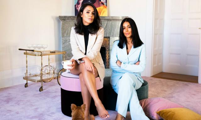 Systrarna om framgångsreceptet bakom byrån HOSS AGENCY