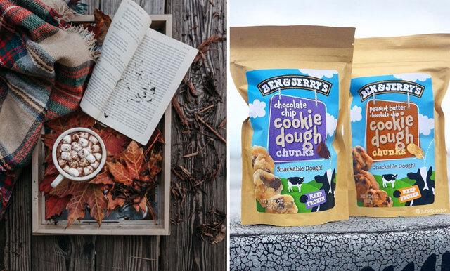 Se hit alla Ben & Jerry's-fantaster – nu kan du äta kakdegsbitarna utan glassen!