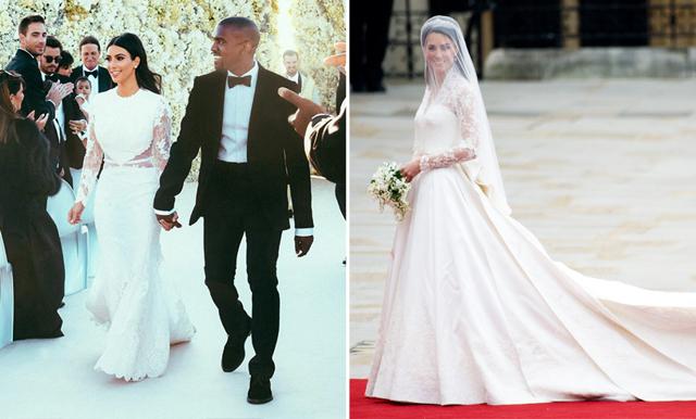 Lyxigt och elegant – här är de 10 dyraste brudklänningarna genom tiderna