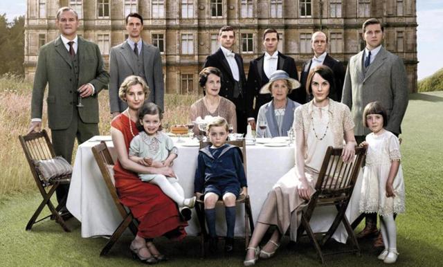 Downton Abbey blir film – här är allt vi vet om den!