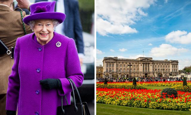 Söker du jobb? Nu kan du jobba för drottningen och bo på Buckingham palace!
