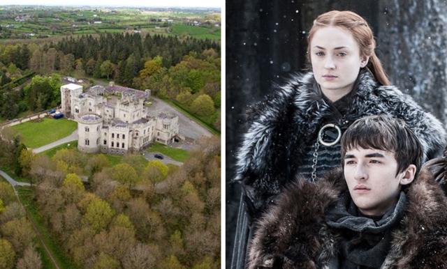 Flytta till Westeros – nu är slottet från Game of Thrones till salu