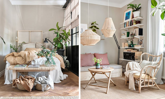 Veckans hem är tvåan som är ett stilsäkert växtparadis i Malmö