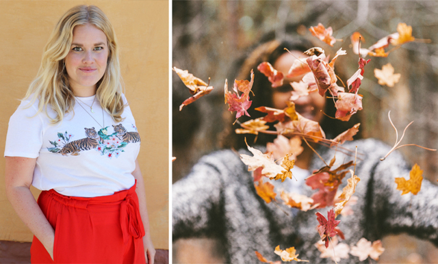 """Lisa Dahlgren: """"4 anledningar till varför du borde ha höstlöften"""""""