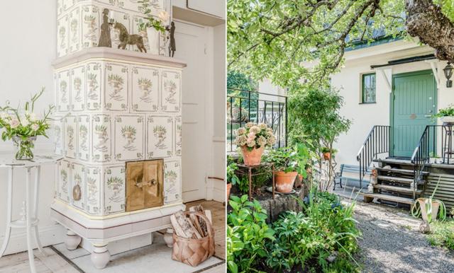 Bli granne med kungaparet – nu är drömvåningen på Drottningholm till salu!