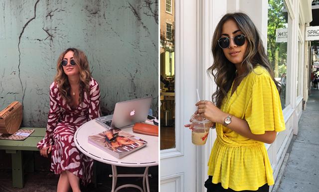 """Metro Modes nya bloggare Mitra Javadi: """"Jag har verkligen en girl crush på Anaa Saber"""""""