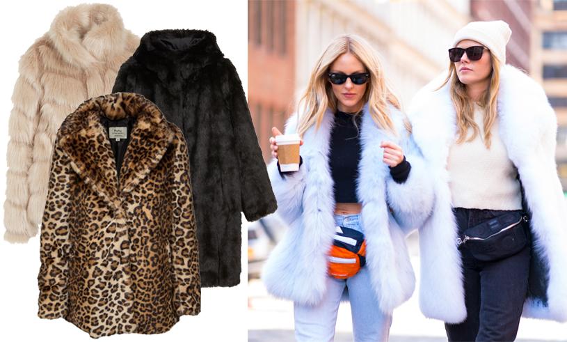 Köp Pälsjackor billigt online   Trender 2020   ShopAlike