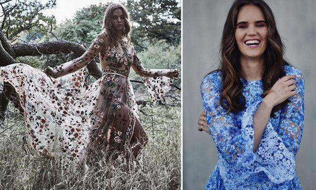 Exklusiv intervju: couturedesignern Frida Jonsvens om resan till succéframgång