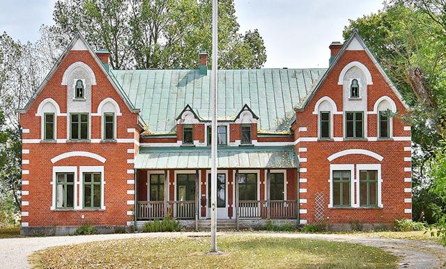 WOW! Veckans (prisvärda) prästgård kan nu bli ditt drömhem på Gotland