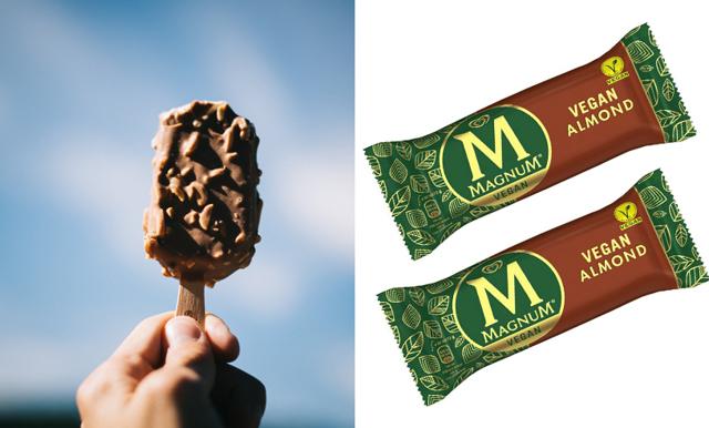 Äntligen! Magnum lanserar vegansk glass – här kan du köpa dem