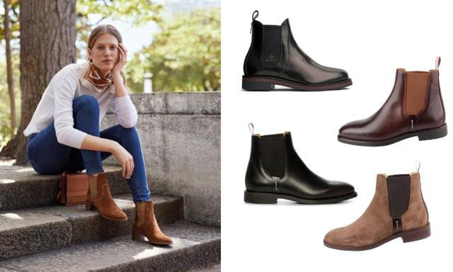 Här är höstens 8 snyggaste boots