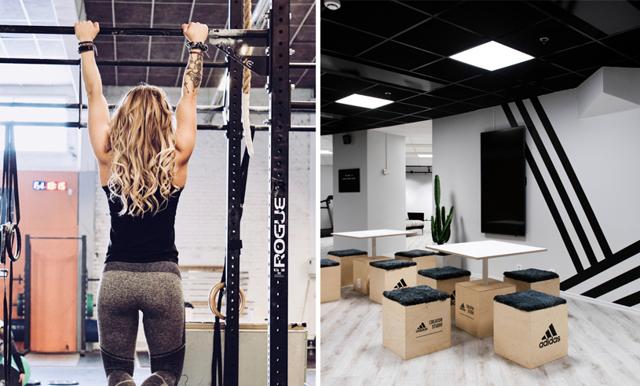 Träna helt gratis – nu öppnar Adidas en träningsstudio som är öppen för alla!