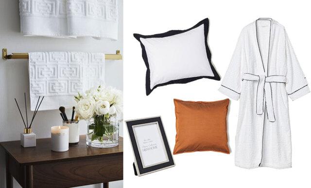 H&M Homes nya klassiska och tidlösa kollektion – här är våra favoriter!