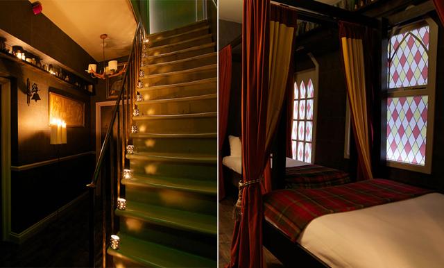 Kliv in i trollkarlsvärlden – här är hotellet med Harry Potter-tema!