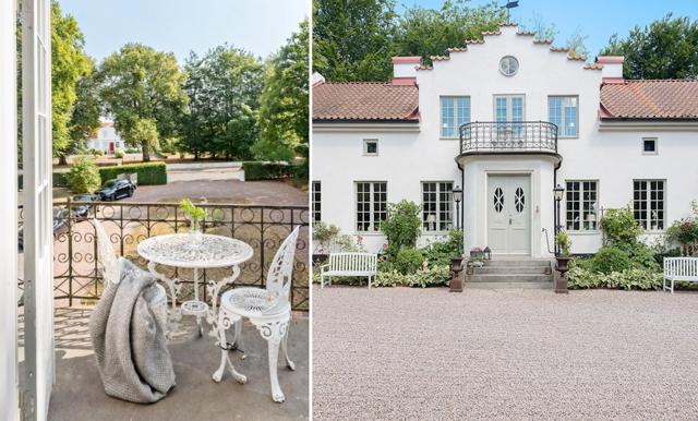 Villa med bevarad karaktär – veckans hem bjuder på det lilla extra!