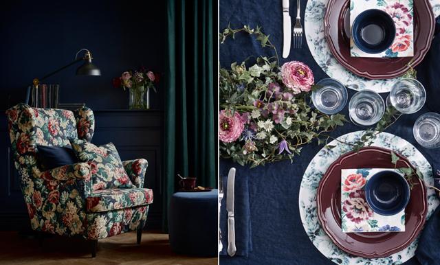 En explosion av mönster och blommor – här är höstnyheterna från Ikea