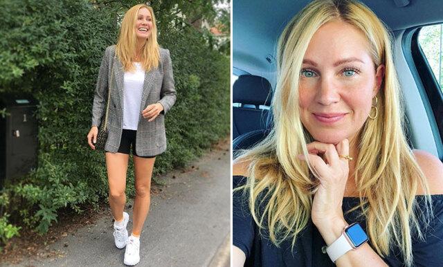 """Jessica Almenäs om att vara HSP och inte passa in: """"Har varit flyktig som en fjäril"""""""