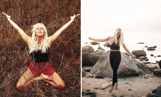 Josefine Bengtsson om livet i och utanför en yoga-bubbla