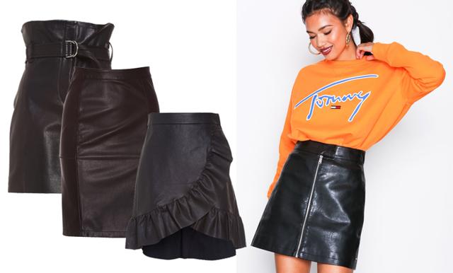 Trendig i skinnkjolen –Metro Mode listar 25 modeller i butik just nu