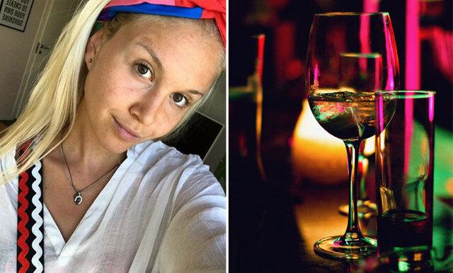 """Alexandra Johansson: """"Idag behöver jag inte vara onykter för att vara mig själv"""""""