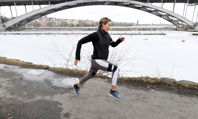 """Joanna Swicas bästa tips inför Stockholm halvmarathon: """"Våga, våga, våga"""""""
